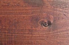 Donkere houten korrel Royalty-vrije Stock Afbeeldingen