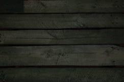 Donkere houten omheiningstextuur Royalty-vrije Stock Foto