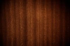 Donkere houten textuur Stock Fotografie