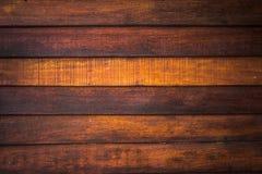 Donkere houten textuur Royalty-vrije Stock Afbeeldingen