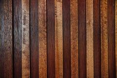 Donkere houten textuur als achtergrond Mooie houten muur als achtergrond Stock Afbeeldingen