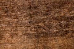 Donkere houten textuur Houten bruine textuur oude panelen als achtergrond Retro houten lijst Rustieke achtergrond Wijnoogst gekle royalty-vrije stock foto's