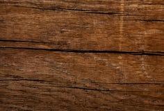 Donkere houten textuur Houten bruine textuur oude panelen als achtergrond Retro houten lijst Rustieke achtergrond Wijnoogst gekle stock afbeeldingen