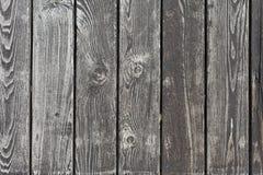 Donkere houten textuur met natuurlijke patronen Royalty-vrije Stock Foto's