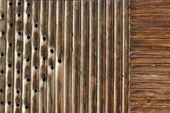 Donkere houten textuurachtergrond Royalty-vrije Stock Fotografie