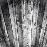 Donkere houten textuuroppervlakte als achtergrond met oud natuurlijk patroon of donkere houten de bovenkantmening van de textuurl Royalty-vrije Stock Foto