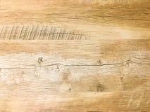 Donkere houten textuuroppervlakte als achtergrond met oud natuurlijk patroon of oude houten de bovenkantmening van de textuurlijs Royalty-vrije Stock Foto