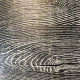 Donkere houten textuuroppervlakte als achtergrond met oud natuurlijk patroon of oude houten de bovenkantmening van de textuurlijs Royalty-vrije Stock Foto's