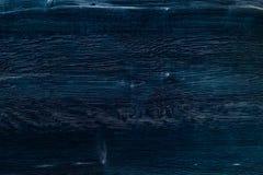 Donkere houten textuuroppervlakte als achtergrond met oud natuurlijk patroon of oude houten de bovenkantmening van de textuurlijs Stock Fotografie