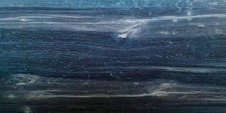 Donkere houten textuuroppervlakte als achtergrond met oud natuurlijk patroon of oude houten de bovenkantmening van de textuurlijs Stock Afbeelding