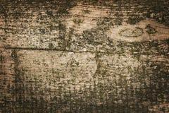 Donkere houten textuuroppervlakte als achtergrond met oud natuurlijk patroon of donkere houten textuur Grungeoppervlakte met hout Stock Afbeeldingen
