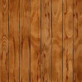 Donkere houten vloer Stock Afbeelding