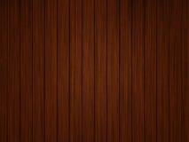 Donkere houten vloer Stock Foto's