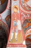 Donkere Kerk - Cappadocia, Turkije Stock Afbeeldingen