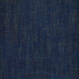 Donkere marineblauwe jeanstextuur Stock Foto's