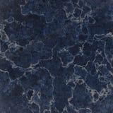 Donkere marmeren textuurachtergrond, Gedetailleerd echt marmer van aard Royalty-vrije Stock Fotografie