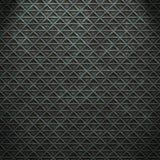 Donkere Metaaltextuurachtergrond Stock Foto
