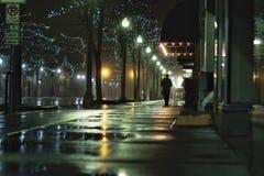 Donkere Nacht van de Ziel Stock Fotografie