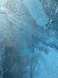 Donkere nacht van indigo diepe kosmos Donkerblauwe achtergrond met natuurlijke indigo het schilderen texturen De verbazende night Royalty-vrije Stock Fotografie