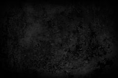 Donkere oppervlakte van het oude vuile cement walÐ Royalty-vrije Stock Foto