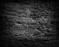 Donkere oppervlakte van oud hout Royalty-vrije Stock Afbeeldingen