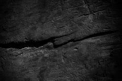 Donkere oppervlakte van oud hout Stock Afbeeldingen