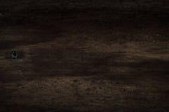 Donkere oude houten textuur Royalty-vrije Stock Foto