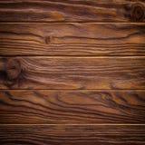 Donkere oude houten van de lijsttextuur hoogste mening als achtergrond Stock Foto's