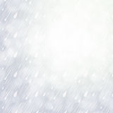 Donkere Regenachtige Dagachtergrond Stock Foto