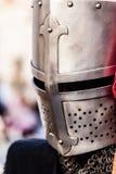 Donkere ridder Royalty-vrije Stock Afbeeldingen