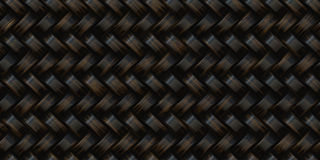 Donkere rotantextuur stock foto