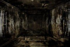 Donkere ruimte Royalty-vrije Stock Fotografie