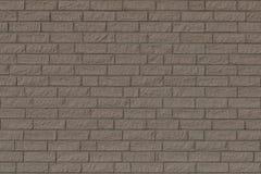 Donkere steenmuur Stock Foto