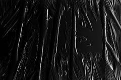 Donkere textuur van barstijs Stock Afbeelding