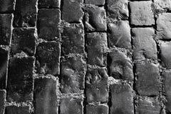 Donkere textuur van de steen Royalty-vrije Stock Foto