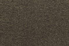 Donkere textuur van gebreide stof Stock Afbeeldingen