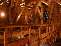Donkere toren Stock Foto