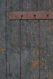 Donkere uitstekende houten textuurachtergrond Royalty-vrije Stock Foto's