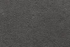 Donkere van de asfaltweg textuur als achtergrond Royalty-vrije Stock Afbeeldingen