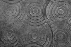 Donkere van de Steenmuur Textuur Als achtergrond Stock Foto
