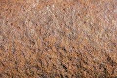 Donkere versleten roestige achtergrond De roest van het Grungeijzer Royalty-vrije Stock Afbeeldingen