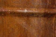 Donkere versleten roestige achtergrond De roest van het Grungeijzer Royalty-vrije Stock Foto's