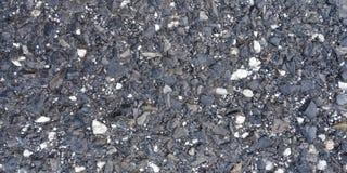 Donkere Vloertextuur met stenen Droge vloer stock foto's