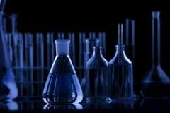 Donkere Wetenschap Stock Foto's