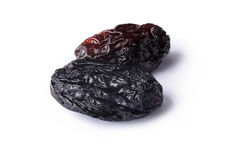 Donkere zaadloze rozijnen Royalty-vrije Stock Afbeelding
