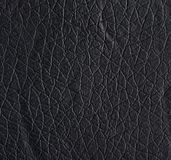 Donkere zwarte huidoppervlakte Royalty-vrije Stock Foto's