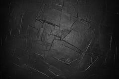 Donkere zwarte Textuur Royalty-vrije Stock Afbeeldingen