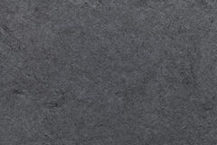 Donkergrijze achtergrond van natuurlijke lei Close-up van de textuur de zwarte steen Royalty-vrije Stock Fotografie