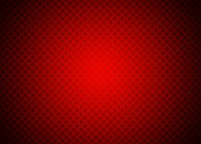 Donkerrood het Patroon van Techno Sierbehang Als achtergrond royalty-vrije illustratie