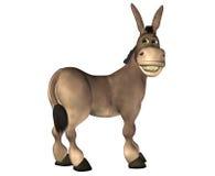 Donkey Cartoon Royalty Free Stock Photo